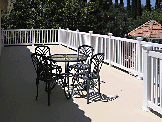 Balcony / Deck Railings