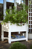 Planter Box with Stand