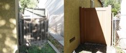 wood fence vs vinyl fencing