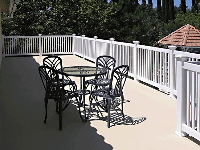 Balcony / Deck Railings