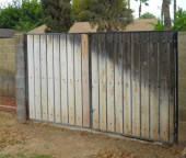 Damaged Gate